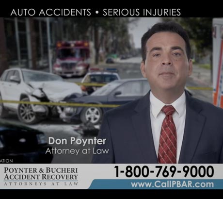 Hurt in a Car? Call PBAR - Poynter & Bucheri