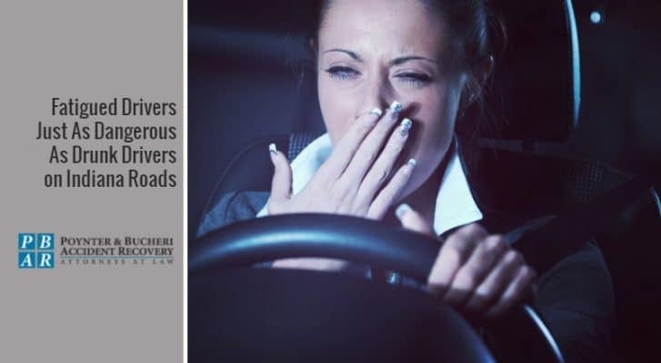 fatigued driving accidents