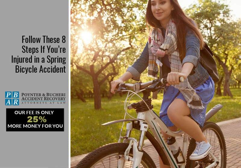 Follow These 8 Steps If You're Injured in a Spring Bicycle Accident