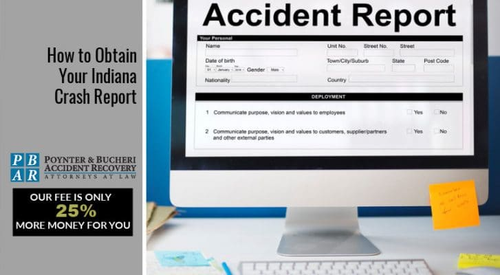 How to Obtain Your Indiana Crash Report