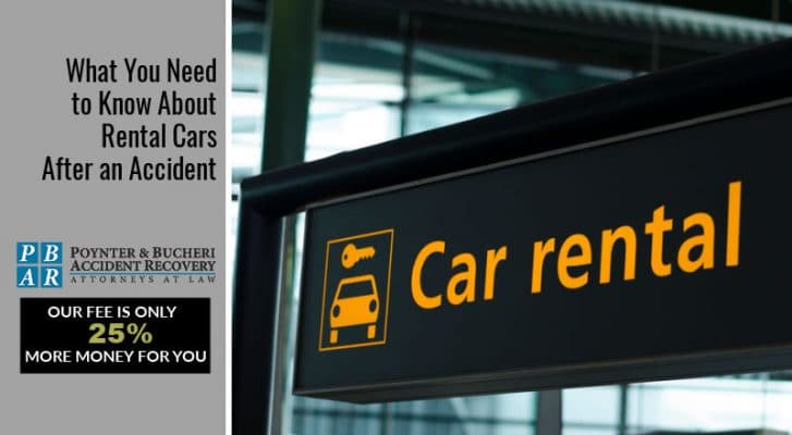 What You Need to Know About Rental Cars After an Accident