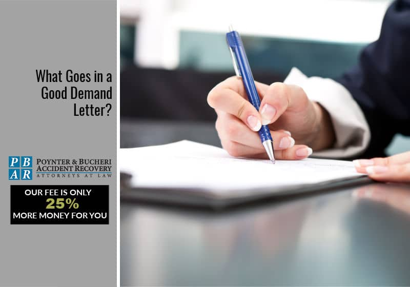 what is a demand letter