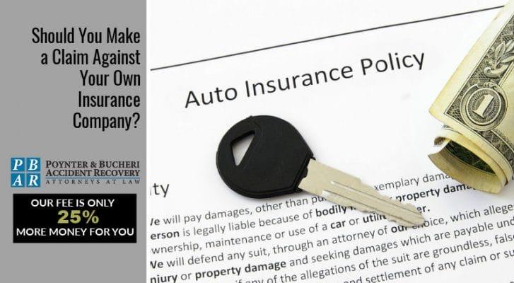 should i sue my insurance company