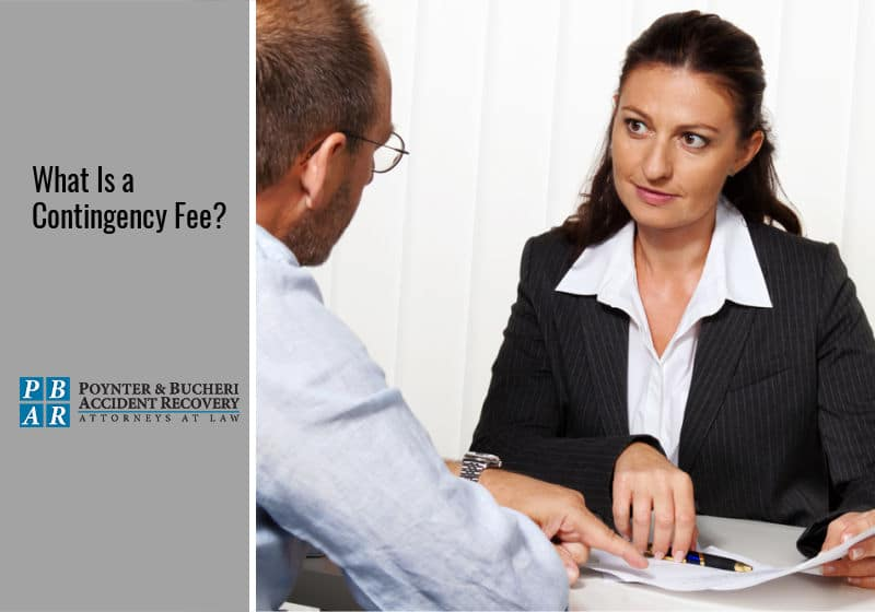 contingency fees for personal injury attorneys