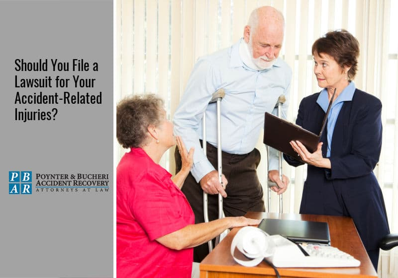 file for an accident injury lawsuit
