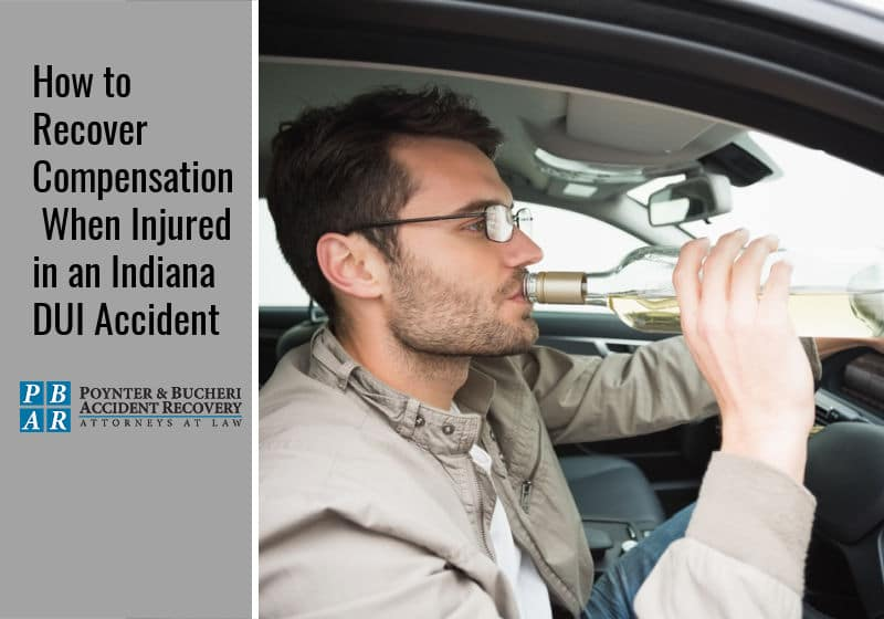 compensation for accident caused by dui