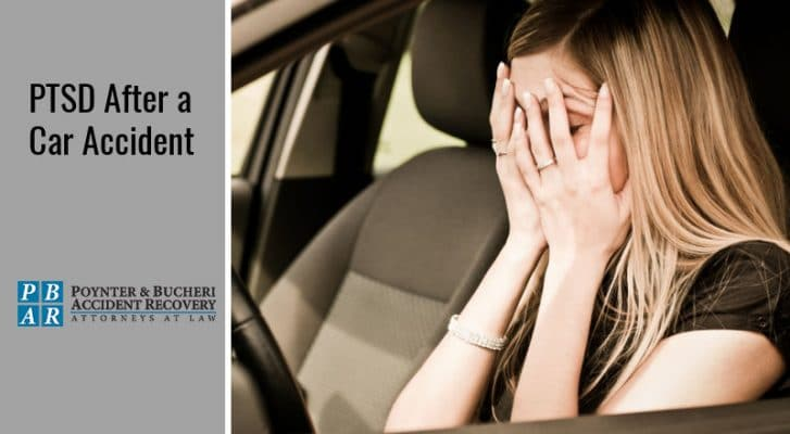car accident causing post traumatic stress disorder