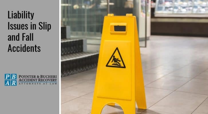 liability law in slip and fall cases