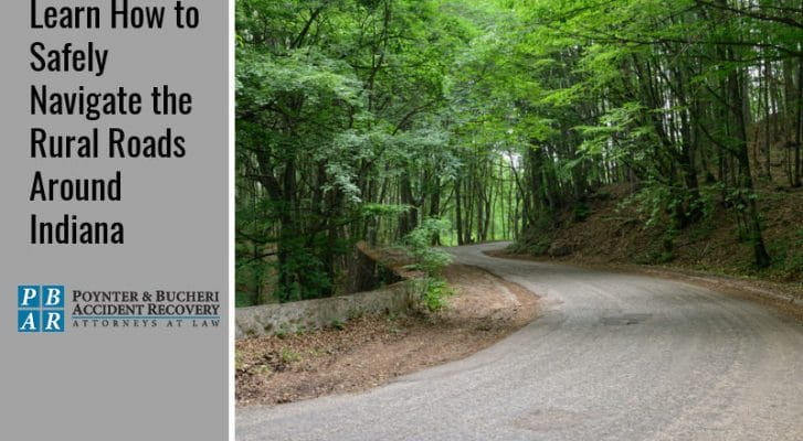 how dangerous are rural roads