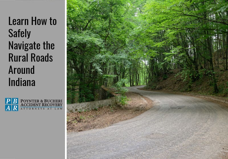 how dangerous are rural roads
