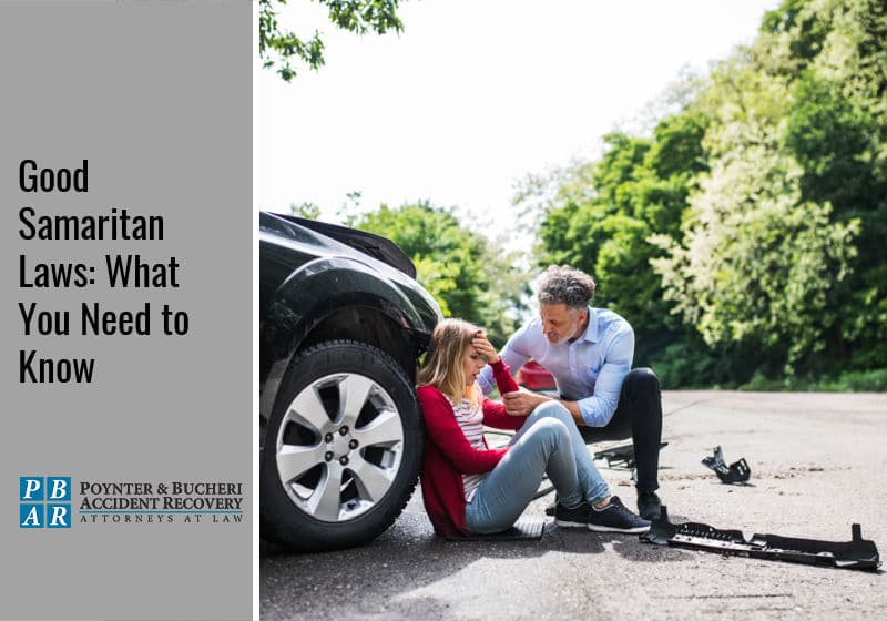 auto accident good samaritan
