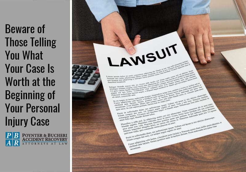 beware lies about personal injury cases