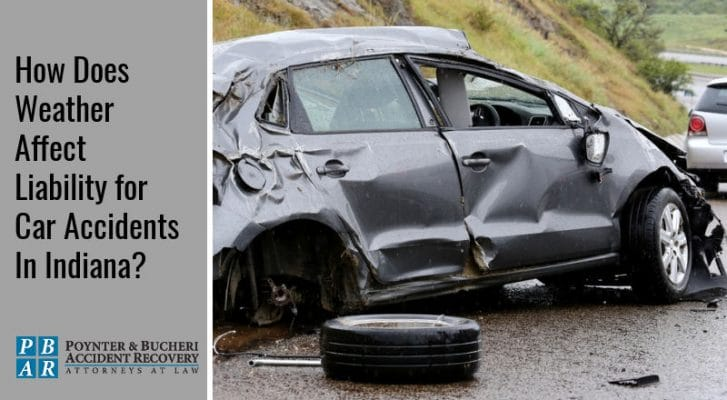 weather affecting liability accidents